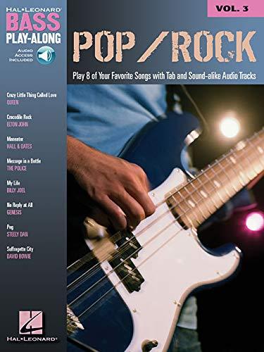 (Pop/Rock: Bass Play-Along Volume 3)