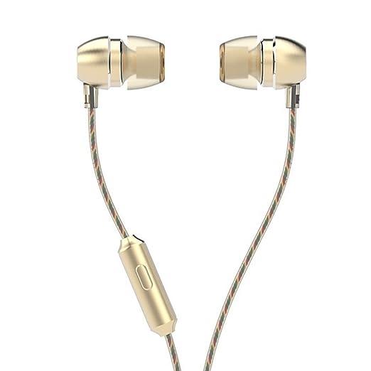 31 opinioni per LIVEHITOP UiiSii HM7 cuffie di metallo, Video ad alta microfono auricolari con