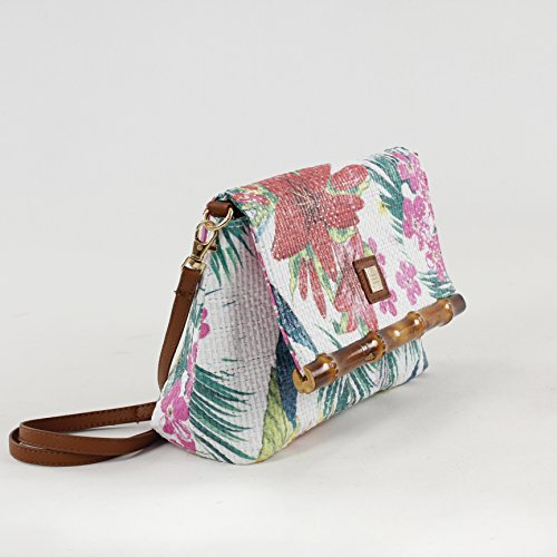 Bluebags Hand Breeze Multicolour Nature Messenger Bolso Multi EFERRI Multicolor Tropical Bag Women's qxTXqr