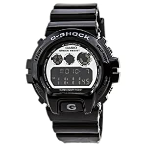 G-Shock Metallic 6900 Watch - Black [Watch] Casio