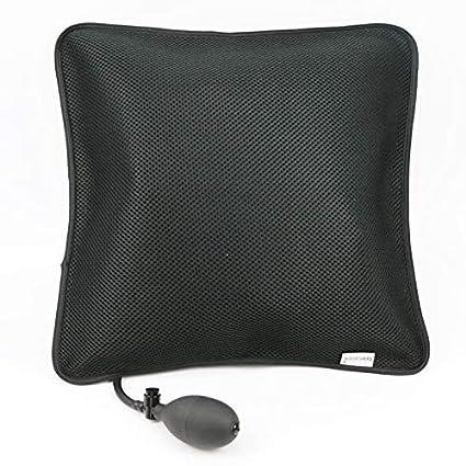 Amazon.com: MDD.M Cojín hinchable lumbar transpirable para ...