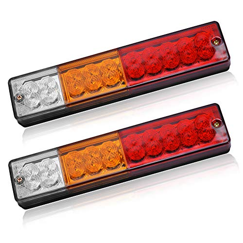 Led Tail Lights With Reverse in US - 3