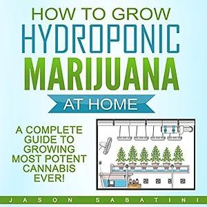 How to Grow Hydroponic Marijuana at Home Audiobook