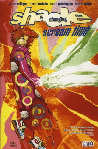 Shade the Changing Man TPB (2003-2010 DC/Vertigo) comic books