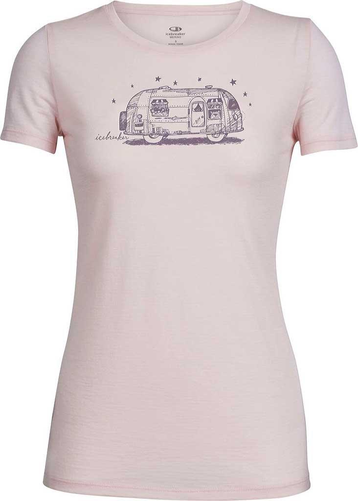 Icebreaker Tech Lite Caravan T-Shirt Damen