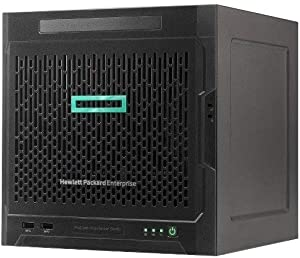 HPE 873830-S01 ProLiant MicroServer Gen10 Ultra Micro Tower Server 1 x AMD Opteron X3216 Dual-core (2 Core) 1.6GHz 8GB Installed DDR4 SDRAM Serial ATA/600 Controller 0, 1, 10 RAID Levels - 1 x 200 W