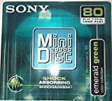 SONY MDW80ER Recordable MiniDisc MD 80-Minute