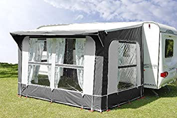 Pyramid Corsican Ultra Porch Awning With Lightweight Alloy Frame