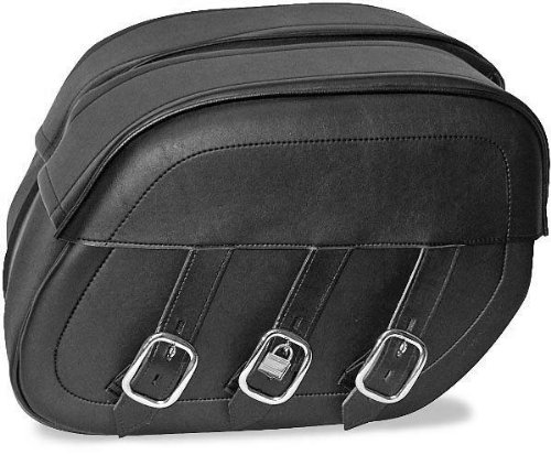- Saddlemen Rigid Saddlebags Drifter for Harley Davidson FXD 96-10