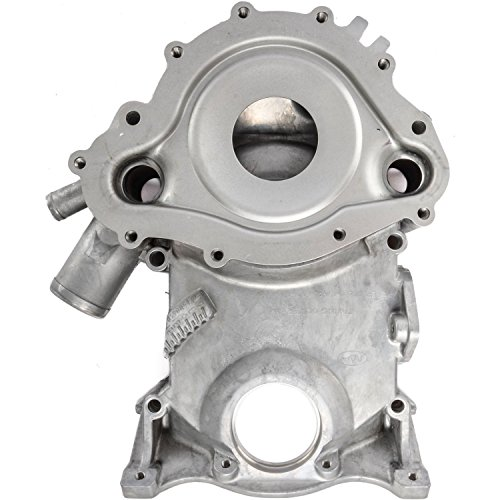 JEGS Performance Products 50318 Timing Cover Pontiac V8 Cast Aluminum
