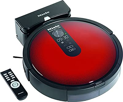 Miele Scout RX1 Robotic Vacuum Cleaner, Red