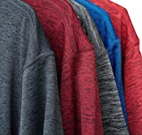Echo Men's Quick Dry Fit Dri-Fit Short Sleeve