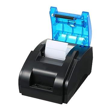 Yanghao Impresora de Etiquetas USB, Etiquetas térmicas para ...