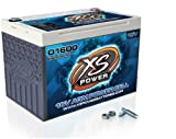 XS Power D1600 16V 2,400 Amp AGM Battery with 3/8'' Stud Terminal