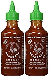 Huy Fong, Sriracha Hot Chili Sauce, 9 Ou...