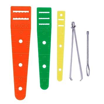 easy threader plastic
