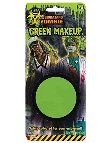 Biohazard Costumes (Rubie's Costume Biohazard Zombie Green Man Costume)