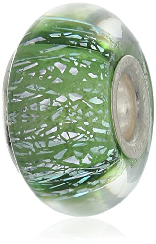 Chamilia Natural Elements Rain Forest Bead Charms (Pugster Beads Green Murano)