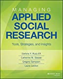 Managing Applied Social Research