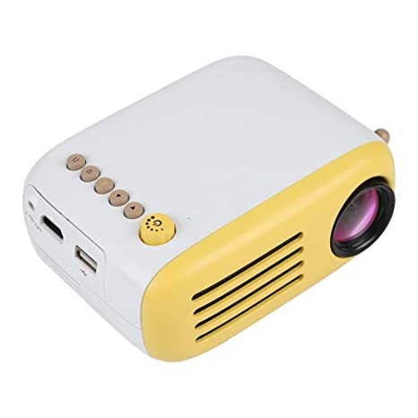 Vbestlife Mini Proyector Portatil HD 1080P LED Portátil HDMI USB ...