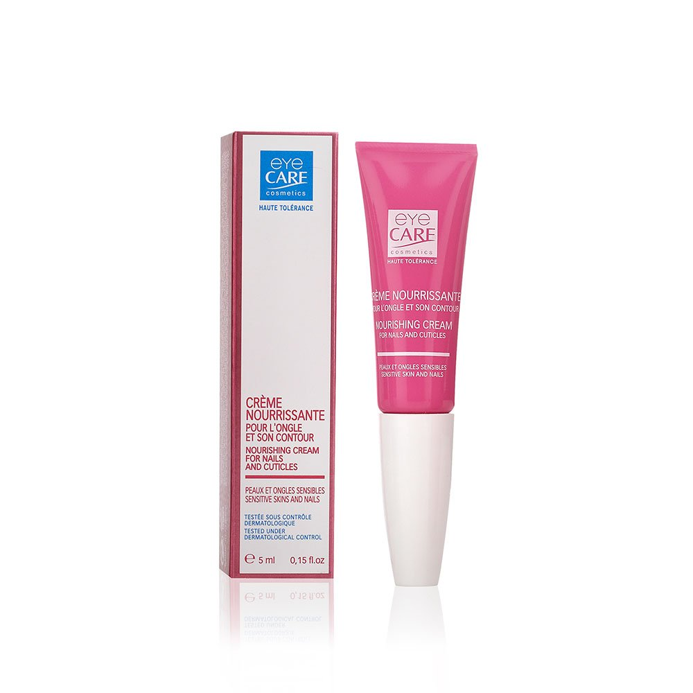 Eye Care Cosmetics Nourishing Cream for Nails and Cuticles 5 ml by EYE CARE