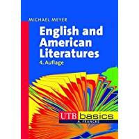 English and American Literatures (utb basics, Band 2526)