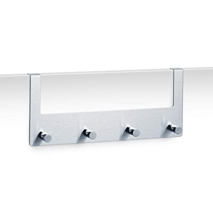Zeller 13862 - Perchero para Puerta (32 x 5,5 x 13,5 cm ...