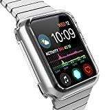Compatible with Apple Watch Case Series 4, HONEJEEN Soft...