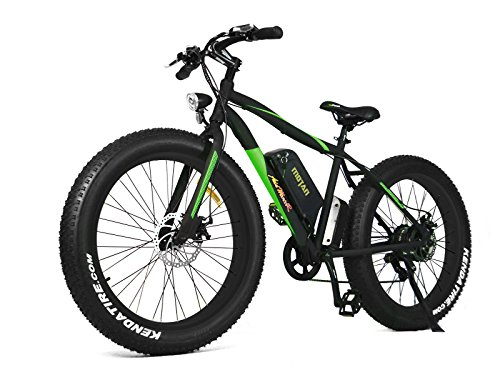 f22fe0936be Addmotor MOTAN M-550 Fat Tire Electric Bicycles For Beach Snow Bike 48V  500W Motor