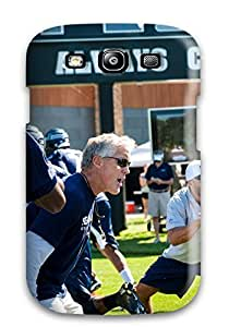 Premium Tpu Seattleeahawks Cover Skin For Galaxy S3