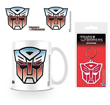 Amazon Set The Transformers G1 Autobot Symbol Photo Coffee