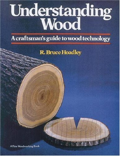 Understanding Wood: A Craftsman's Guide to Wood Technology by [Hoadley, R. Bruce]