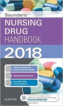 Libros En Para Descargar Saunders Nursing Drug Handbook 2018, 1e Formato PDF Kindle