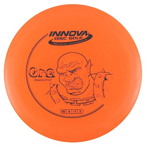 INNOVA DX Orc Distance Driver Golf Disc [Colors May Vary] - - Orc Disc Golf
