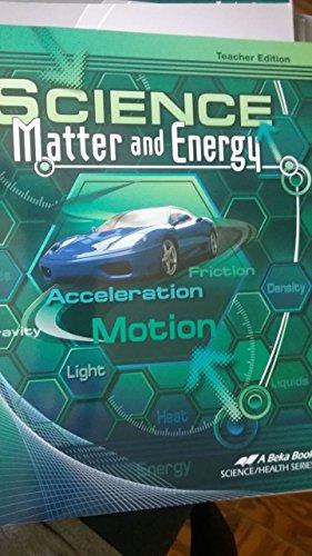 a beka matter and energy - 9