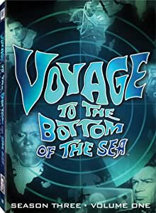 Voyage to the Bottom of the Sea: Season 3, Vol. 1 [DVD]