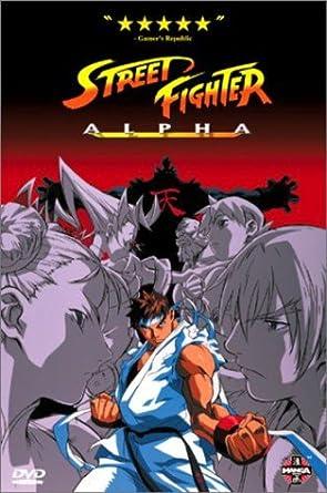 Amazon.com: Street Fighter Alpha - The Movie: Hisao Egawa ...