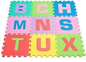 d0e7a0bcf8 Leo & Emma - gioco di moquette 26 pezzi tappeto puzzle 26 lettere  dell'alfabeto A - Z. Leo & Emma - gioco di moquette 26 pezzi tappeto ...