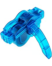 Zacro 3D Bike Chain Cleaner - Bicycle Chain Machine Brush Scrubber - Quick Clean Tool for All Types of Bicycle/Cycling Mountain Bike Chains