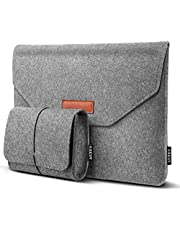 Auzev Laptop Sleeve, Felt Bag for MacBook Pro 2016/17/18, MacBook Air 2018, iPad Pro 12.9
