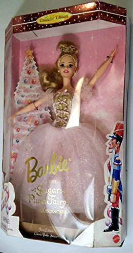 Barbie as the Sugar Plum Fairy -