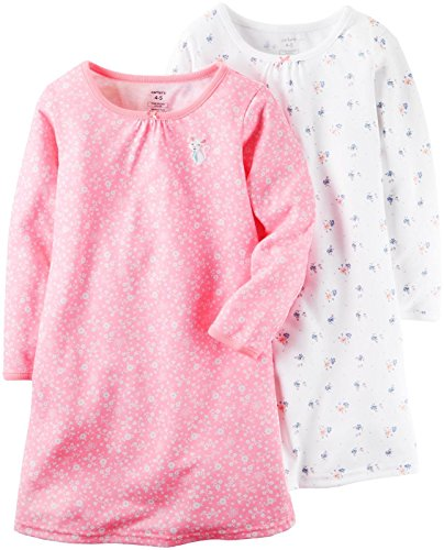 Carters Pack Nightgowns Toddler Kid