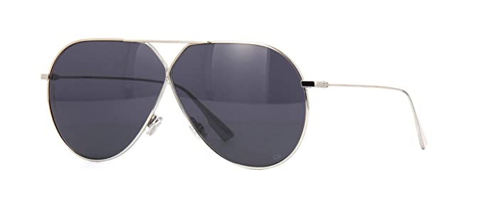 b9e4d64a82b0 Image Unavailable. Image not available for. Color  Christian Dior  DIORSTELLAIRE3 03YG Light Gold Aviator Sunglasses for