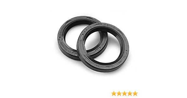 Motorcycle Fork Oil Seals and Dust Seals For Honda CB650SC Nighthawk 1983-1985