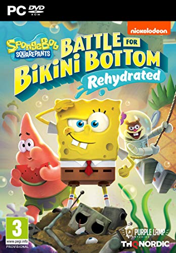 Spongebob Squarepants: Battle for Bikini Bottom – Rehydrated – PC