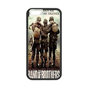 "Band of Brothers Personalized Case for Iphone6 Plus 5.5"", Customized Band of Brothers Case"