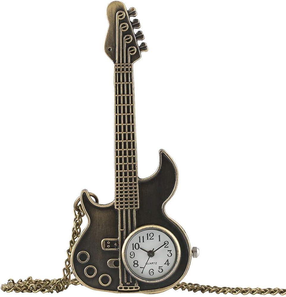 Reloj de Bolsillo para Hombre y Mujer, Bronce Antiguo, Estilo ...