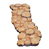 Miniature Fairy Garden Tree Stump Walkway For Sale