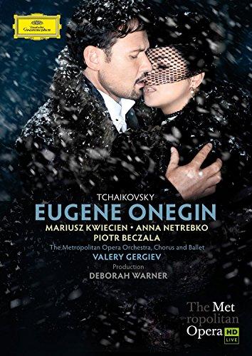 DVD : Valery Gergiev - Eugene Onegin (2 Disc)