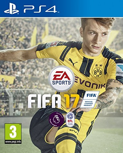 51DPxQSt dL - FIFA 17 (PS4)